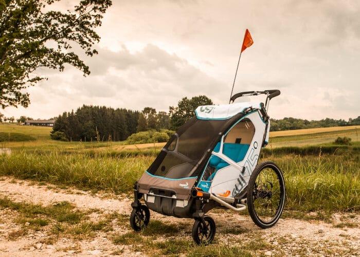 Proč jsme si vybrali švýcarské vozíky Leggero?