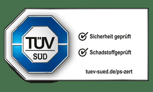 Leggero Enso bylo testováno a certifikováno společností TÜV
